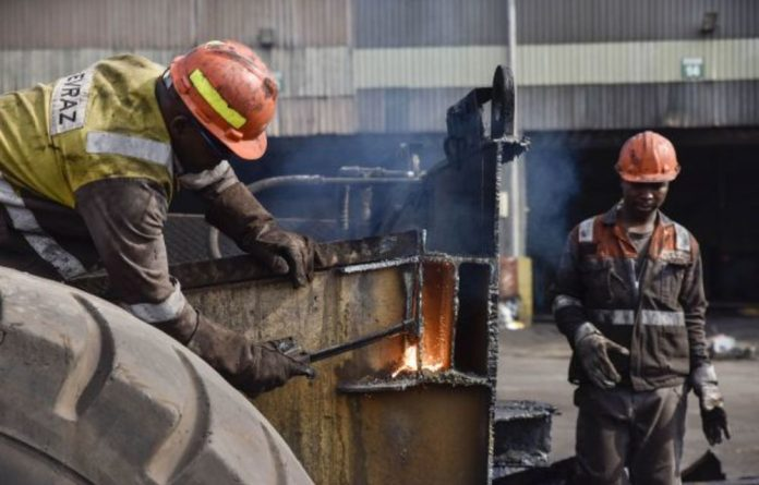 Highveld Steel is on a gradual road to recovery and has re-employed some of the workers it had retrenched