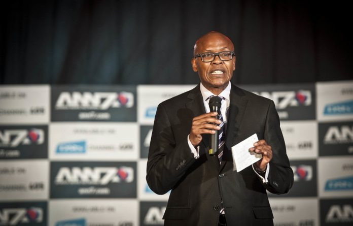 Manyi referred to the newspaper's coverage of treasury's failed integrated financial management system
