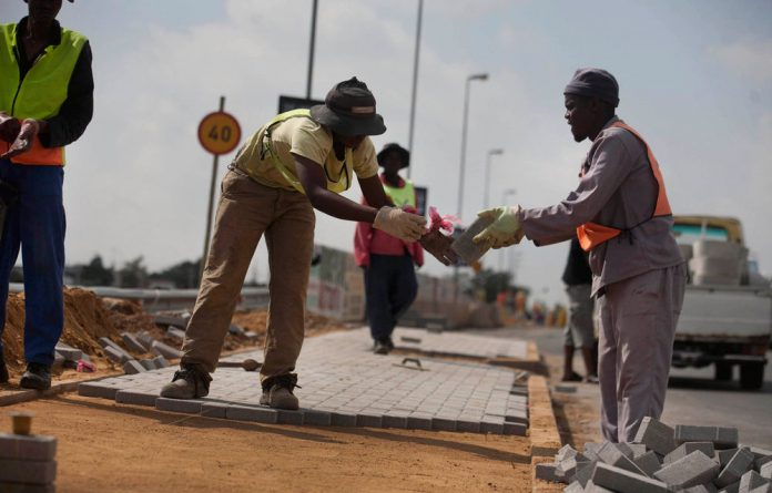 The regional infrastructure development master plan aims to deal with the region's deficit in road