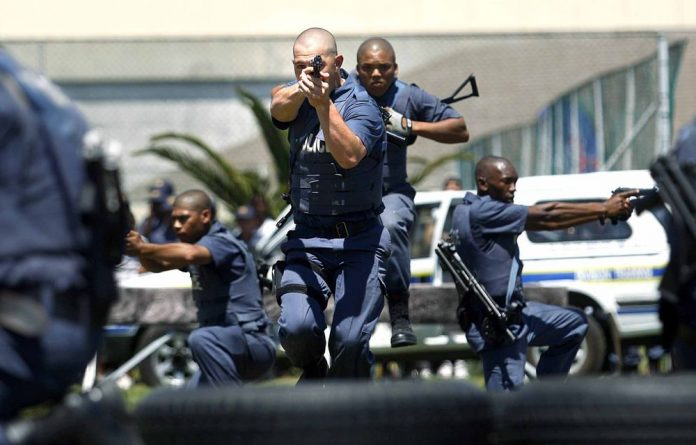 Zweli Mnisi says the Human Rights Watch report created the impression that all police were brutal.