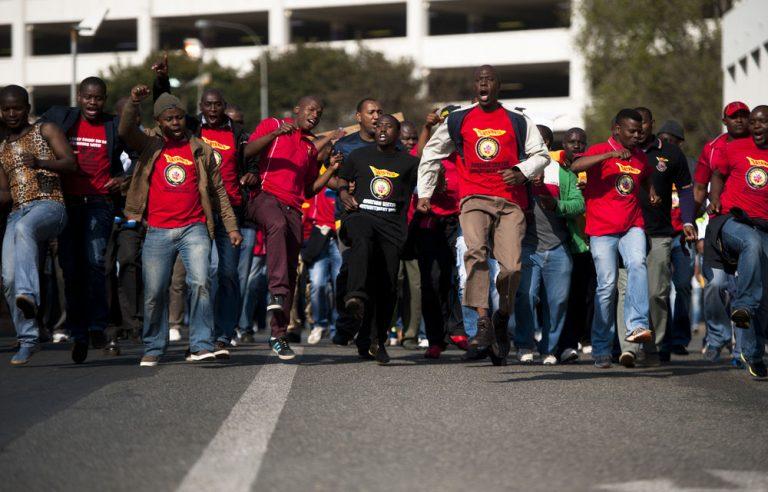 No striking SAA workers allowed at airport, says Acsa
