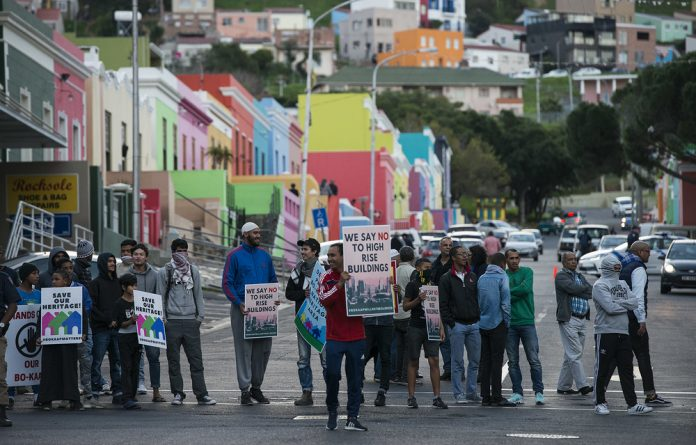 Heritage Western Cape has sought a declaratory order from Le Grange that would mean the developers would require permission from Heritage Western Cape before they proceeded to develop the site.