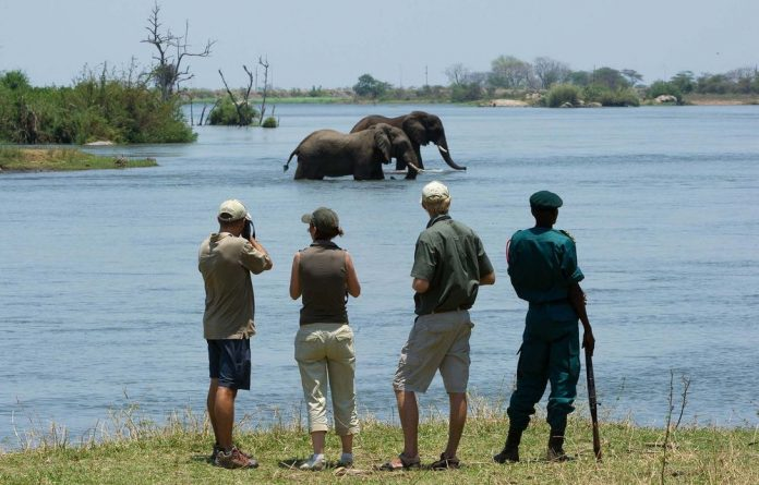 More to see in Malawi: Visitors to Majete Wildlife Reserve can now view the big five.