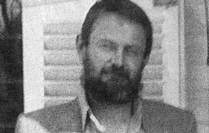 A file photograph of Neil Aggett.