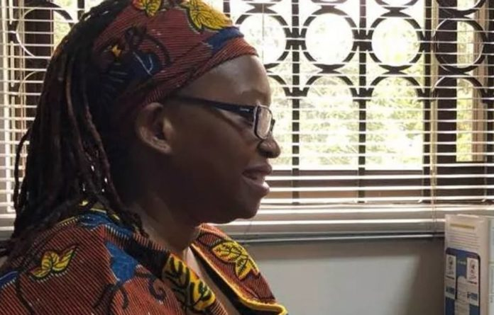 Nyanzi is a formidable activist in Uganda who has been imprisoned for expressing her views before.
