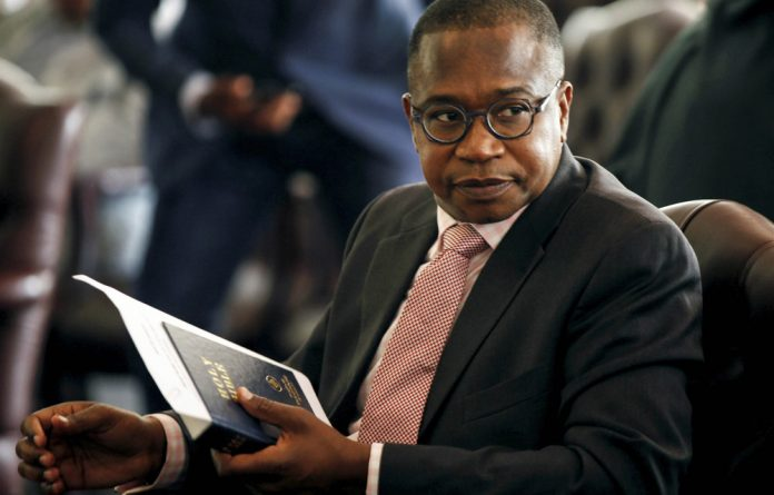 Zimbabwe's Transitional Stabilisation Programme