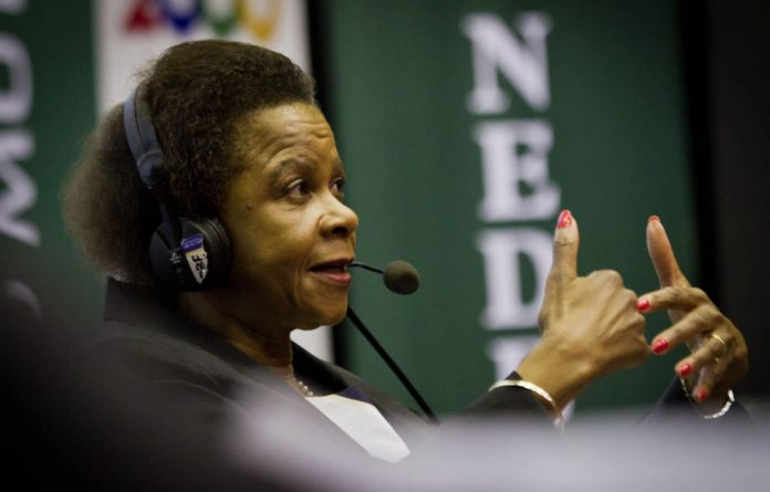 Dr Mamphela Ramphele said the need to get a university education in order to succeed created a financial noose for South Africans.