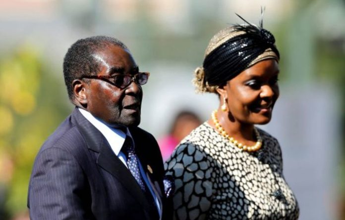 Robert Mugabe has secured his immunity from prosecution and can live safely in Zimbabwe.