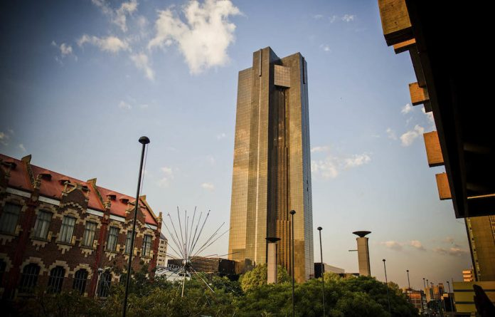 South African Reserve Bank.