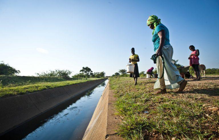Mboweni targets water crisis