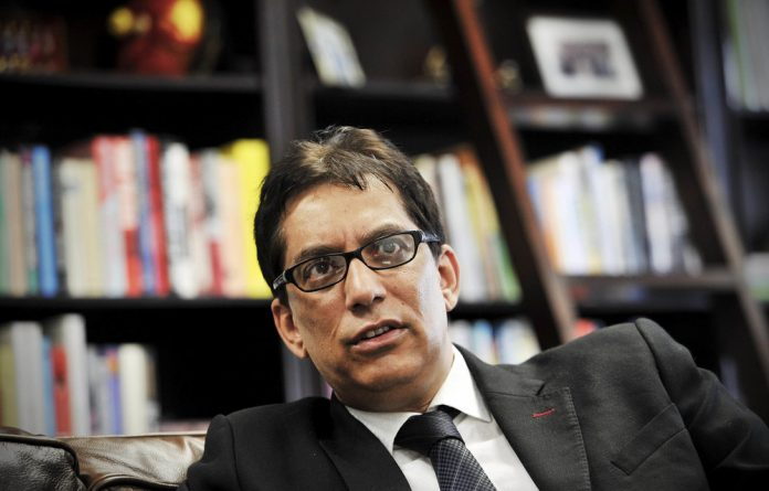 Dr Iqbal Survé.