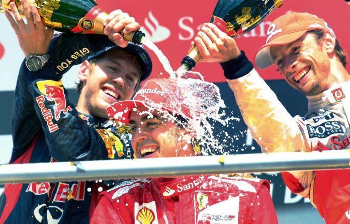 Spain's Ferrari driver Fernando Alonso