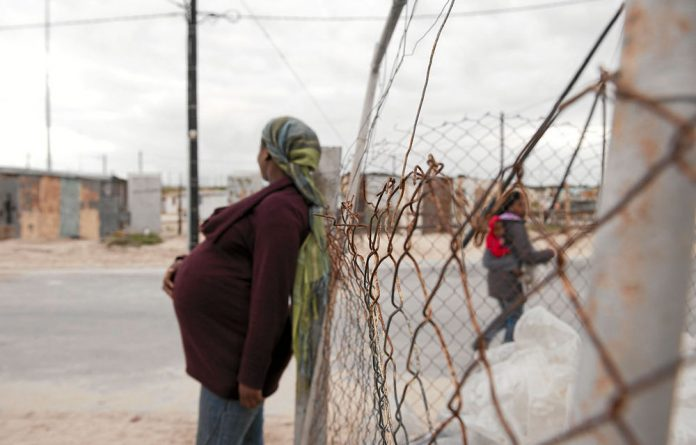 A 15-year-old Khayelitsha teenager