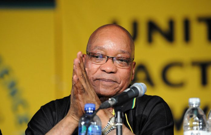 President Jacob Zuma sent the Bill back to Parliament for amendments instead of signing it into law.