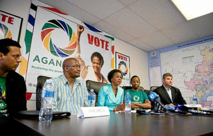 The DA's Helen Zille says Mamphela Ramphele