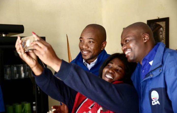 The DA's premier candidate in KwaZulu-Natal