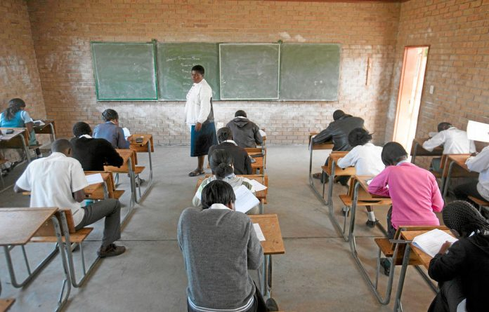 Some pupils in Limpopo will do final exams without in-depth knowledge of their textbooks.