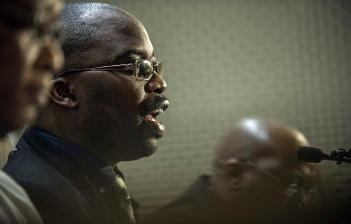 Minister Michael Masutha.