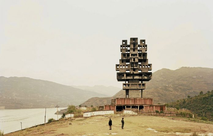 Poetic images: Nadav Kander's pictures are meant to challenge