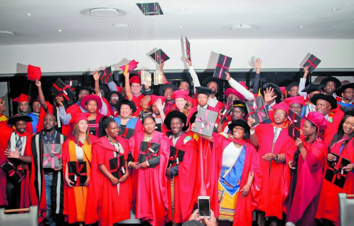 The NIHSS celebrates the graduation of 50 new PhD students from 19 universities across Africa