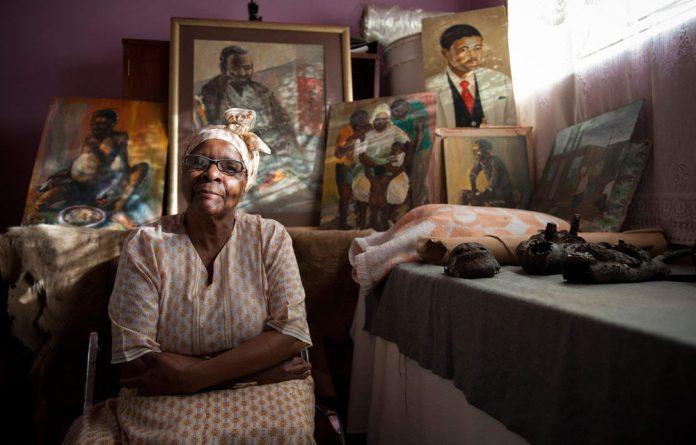 Dwindling legacy: Anna Sihlali
