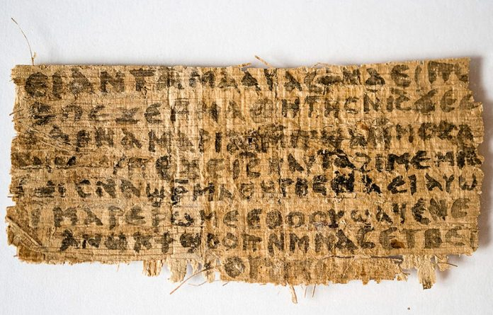 A newly discovered fragment of papyrus suggests Jesus was married. But can we trust the document