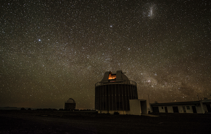 Sutherland is blessed with very little light pollution