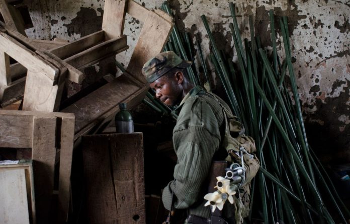 Rwanda has accused UN-backed DRC forces of shelling its territory