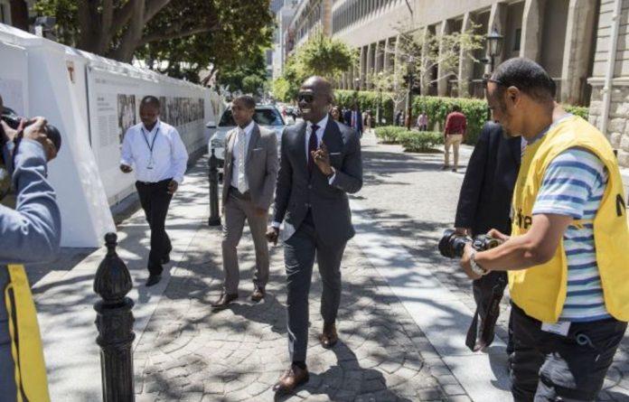 SOS: Finance Minister Malusi Gigaba