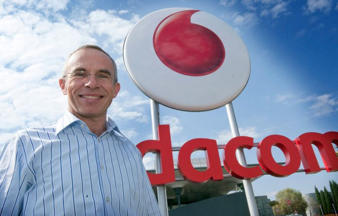 Vodacom chief executive Pieter Uys will leave the company in March next year to be replaced by Shameel Joosub.