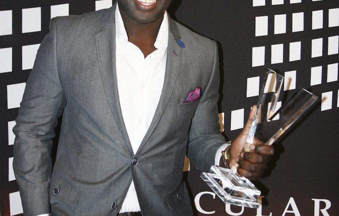 Television presenter Simbarashe