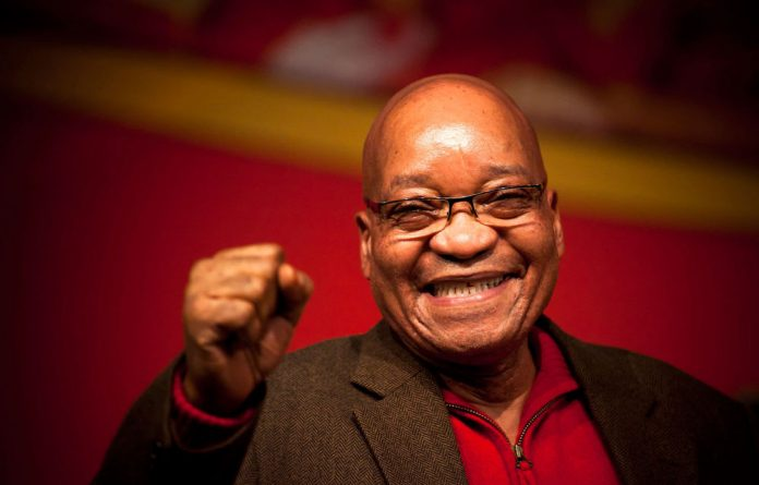 Cosatu has announced that it will back President Jacob Zuma for a second term as ANC leader at the party's elective conference in December.