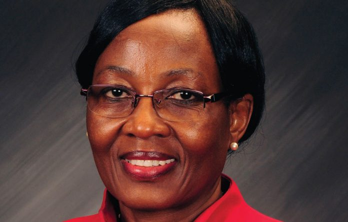 Professor Nthabiseng Ogude has been removed as vice-chancellor of Tshwane University of Technology.