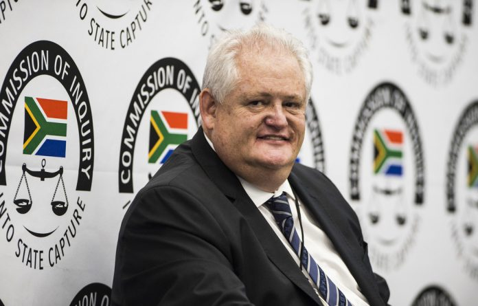 Former Bosasa chief operating officer