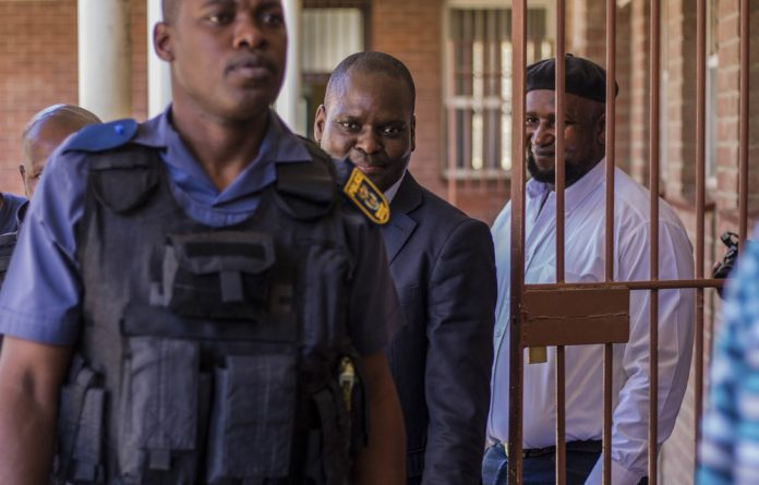 Accused: The mayor of Harry Gwala district