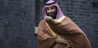 The Saudi crown prince