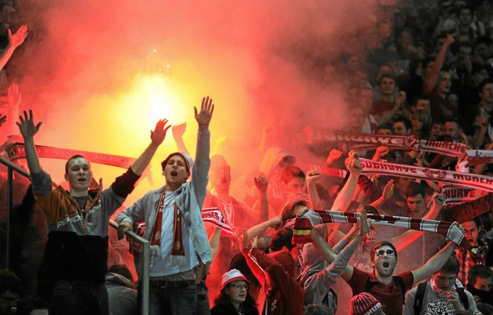 Bayern fans expect a home victory against Chelsea.