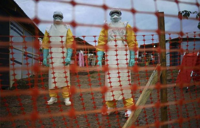 DRC authorities on Tuesday described the Ebola outbreak as a
