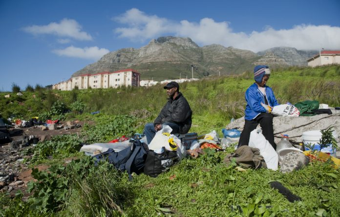 Long wait: District Six's original residents are frustrated by the snail-pace response from provincial and national authorities regarding restitution and redevelopment.