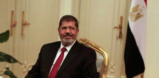Egypt's President Mohamed Morsi.