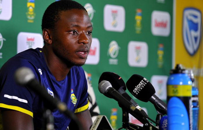 Kagiso Rabada finished the series against Australia with a total of 23 wickets