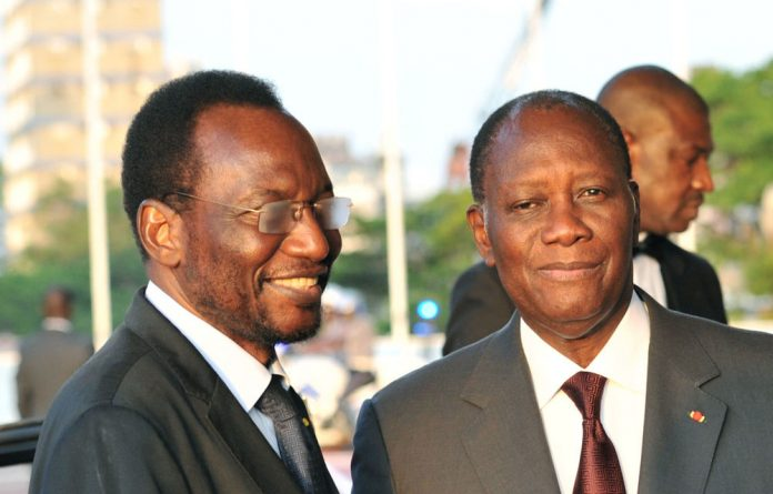 Mali's President Dioncounda Traore
