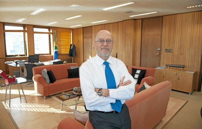 Science and Technology Minister Derek Hanekom said his department was preparing a