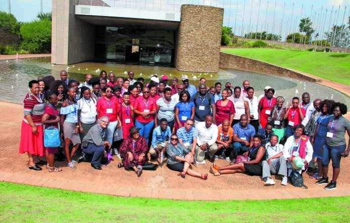 Indigenous knowledge system stakeholders from across the country participated in a knowledge sharing forum held at Freedom Park