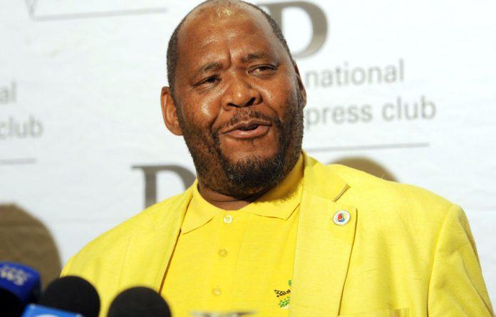 Head of Stats SA Pali Lehohla.