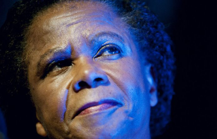 Agang SA leader Mamphela Ramphele will be the DA's presidential candidate in the upcoming general elections.