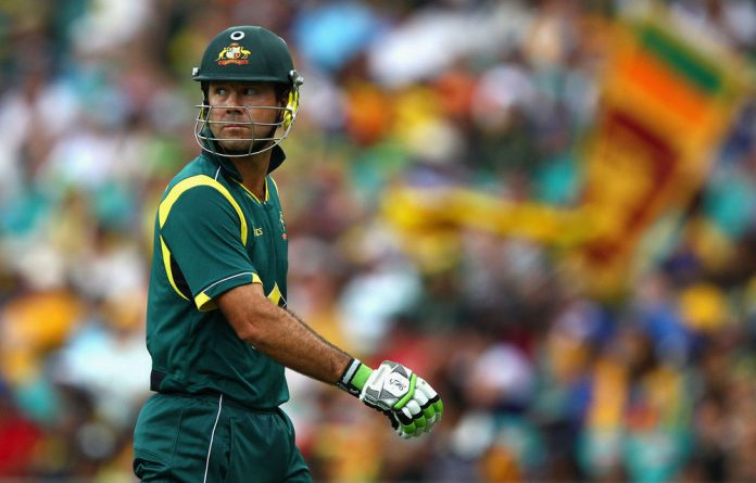 Ricky Ponting says he's worked hard to be ready to face the Proteas.