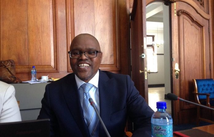 Wille Mathebula is expected to speak on government procurement processes.