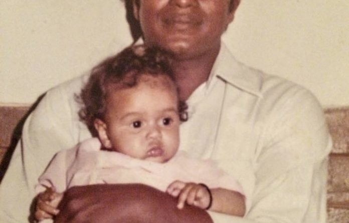 Multifaceted: Iman Rappetti was born to an Indian father and a coloured mother