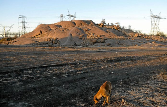 Lonmin's lawyers argued that the mine ought not to have been expected to deal with events that were so extensive and covered such a wide area.